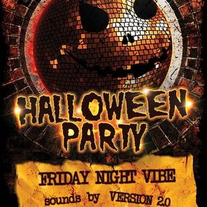 Version 2.0 Live @ Friday Night Vibe 10/26/12 (Uforia Room of Zee Bar, Philadelphia, PA)