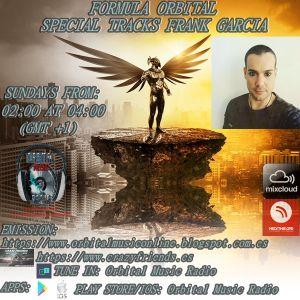 Formula Orbital Season 2 - Podcast 15 (Special Tracks Frank Garcia)