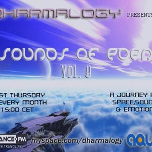 DHARMALOGY on Trance.fm - Sounds Of Eden 009