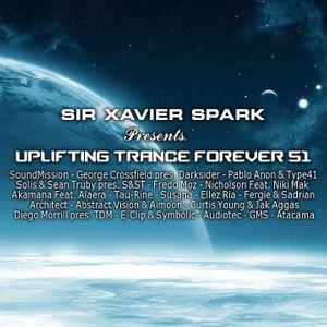 Uplifting Trance Forever 51 (08-07-17)
