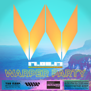 NO BURDEN @ WARPER PARTY August 17, 2017