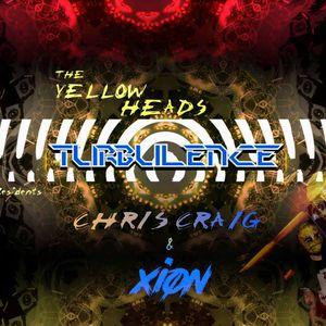 Chris Craig - Turbulence Radio Show Mix (08-08-2016)