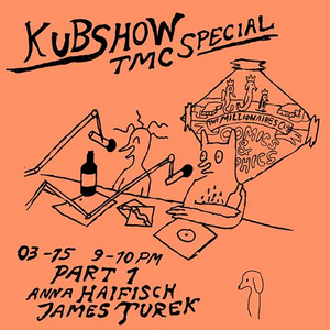Kubshow #02: The Millionaires Club Special Part 1 (with Anna Haifisch and James Turek)