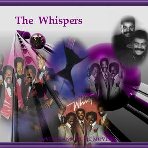 "DJ Brother ""O"" Presents The Best Of The Whispers"