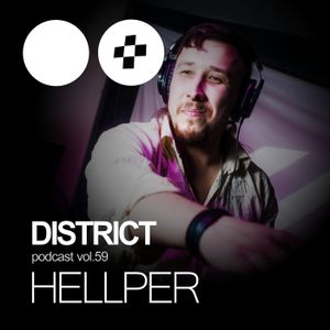 Hellper – DISTRICT Podcast vol. 59