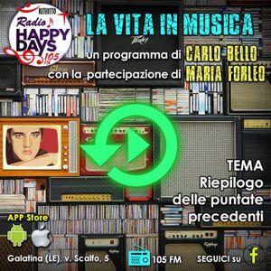 La Vita in Musica - puntata del 26 Lug 2017 - riepilogo