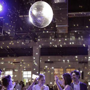 Wedding Pop Party (!)