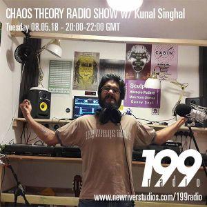 08/05/18 - Chaos Theory Radio Show w/ Kunal Singhal