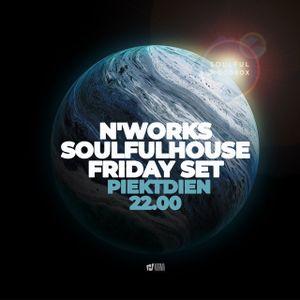 Soulful Moodbox presents N'Works Soulfulhouse MIX VOL.9