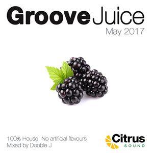 Groove Juice Blackberry - May 2017
