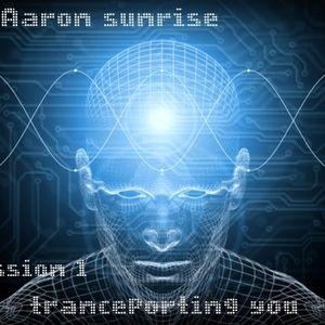 tranceporting   (mixed by dj aaron sunrise)