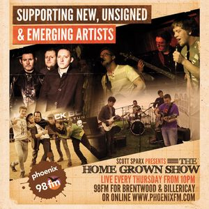 #23 The Home Grown Show Part 1