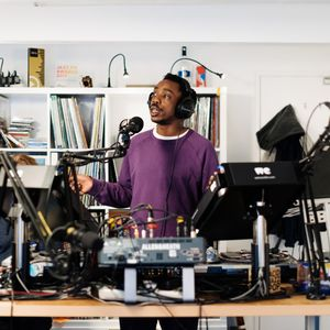 Global Roots: Thris Tian with MOODS, Remmit and Planty Herbs from Bird Rotterdam // 23-11-2018