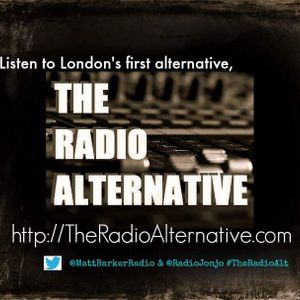 Matt Barker On The Radio Alternative 19 June 2015