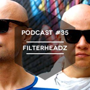 Mute/Control Podcast #35 - Filterheadz