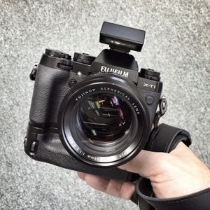 A first look at the Fujifilm X-T1