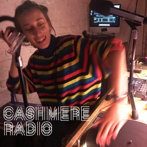 Cashmere Texture Mix #21 w/ Wilted Woman 30.09.2017