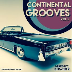 Continental Grooves Vol.2
