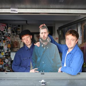 Mount Kimbie & King Krule - 19th April 2017