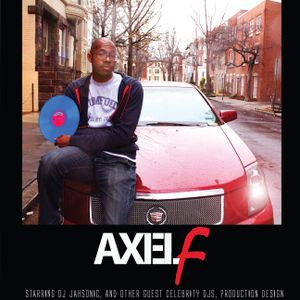 "DJ Jahsonic's ""Axel F"""