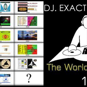 Dj. Exact - The World of Music vol.10. CD2 - Mix 1