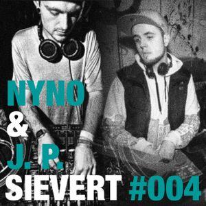 Nyno & J.P. Sievert - Eat More Beats Series #004
