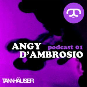 Angy D'Ambrosio djset (TANNPOD001) - Tannhäuser rec.