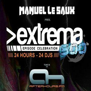 Pinkque - Extrema 500th Episode Celebration