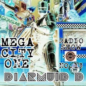NO.13 DIARMUID D MEGACITY ONE