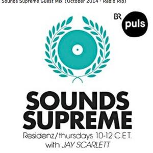 Sounds Supreme Guest Mix (October 2014)