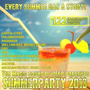 Deep Summerparty 2013
