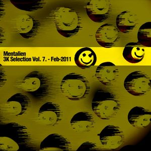 Mentalien - 3K Selection Vol. 7. - Feb-2011