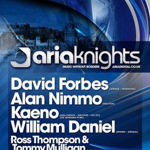 William Daniel - Aria Knights Edinburgh Edition [Liquid Rooms - 23-06-2012]