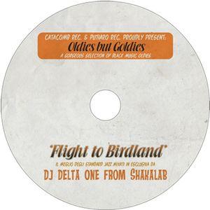 Flight to Birdland - Dj Delta plays some jazz's standars