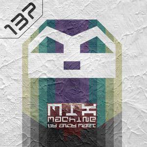 Andy Mart - Mix Machine@DI.FM 137