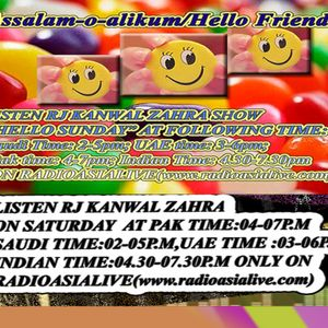 *Saturday Show with Rj Kanwal(partb-July2012)