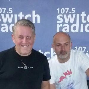 The Slab Goth Special with Richard F & Studio Guest Jason Lewis via Birmingham Switch Radio 28.09.17