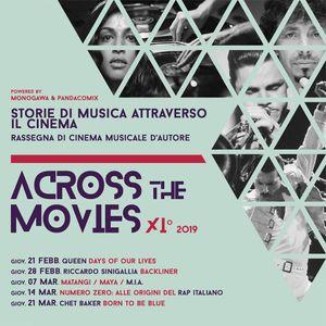 Across On Air #3 - Filippo Aletti e Luigi Bertaccini - Across The Movies XI edizione @ Cinema Eliseo