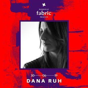 Dana Ruh Sundays at fabric x Decay Records Promo Mix