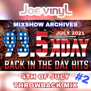 4TH OF JULY 93.5 KDAY THROWBACK MIX #2 (JULY 2021)