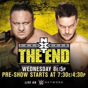 Episódio 36 - Antevisão: NXT TakeOver The End