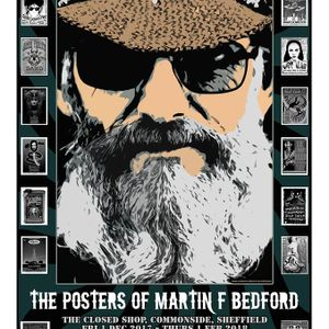 XMAS & MARTIN BEDFORD'S POSTERS -20.12.17