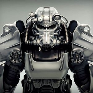 Power Armor Battle Mix