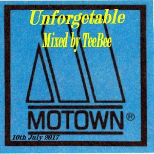 Unforgetable Motown 10th July 2017