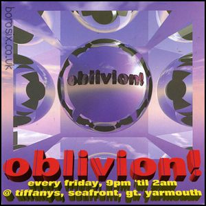 DJ SS Live @ Oblivion