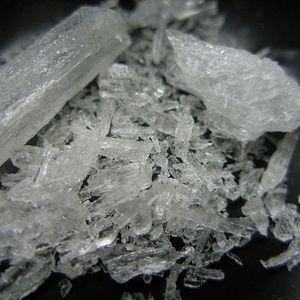 The crystal meth vortex
