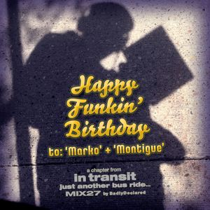 Happy Funkin' Birthday