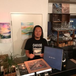 "dublab.jp ""suburbia radio"" @ Cafe Apres-midi(18.8.15)"