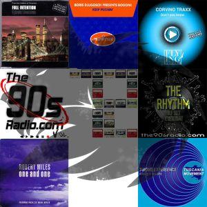 The 90's Radio Show - 1996 part 22 - The Rhythm #072