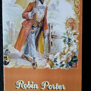 Robin Porter - My Vexel Brother (side.b)